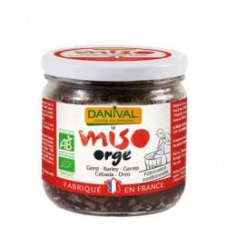 Descripción: El miso de cebada DANIVAL resulta de una doble fermentación natural: * la primera fermentación aeróbica (inocula