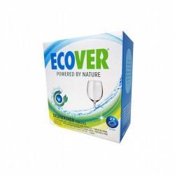Tabletas para lavavajillas Ecover Limpia y desengrasa eficazmente De fácil dosificación Ingredientes a base de plantas y min