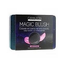 olorete en crema de larga duración que cambia de color al contacto con la piel.  Color rosa suave que proporciona un aspecto