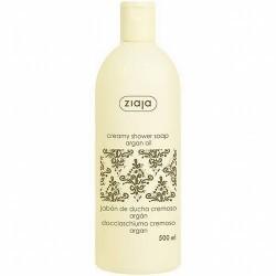 Gel de baño perfumado con una fragancia suave, profunda y elegante compuesta por unas notas de vainilla, jazmín, sándalo y acei