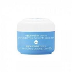 Crema profundamente hidratante para el cuidado diario de la piel, a partir de 30+  Crema facial para hidratar la piel del ros