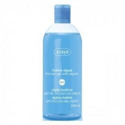 Gel de ducha apto para todo tipo de pieles  La línea Marine Algae es una fórmula spa para pieles a partir de 30 años.  Con