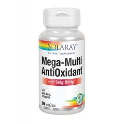 Descripción: Aporta los antioxidantes clave incluyendo la vitamina E, ácido alfa lipoico y glutation, unidos al poder antioxid