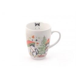 "Mug ""Maro"", porcelain"