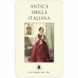 Oraculo Antica Sibilla Italiana (32 Cartas) (IT) (SCA)