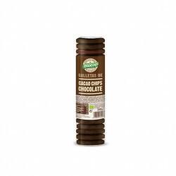 Ingredientes: Harina de TRIGO *, azúcar de caña integral*, aceite de semillas de girasol *, chips de chocolate * 12.6% (azúcar
