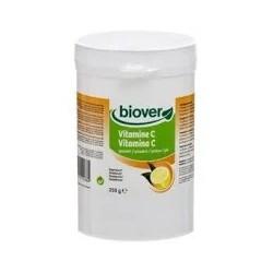 Vitamina C Polvo de Biover contribuye al buen funcionamiento del sistema inmunitario. También contribuye a la protección de las