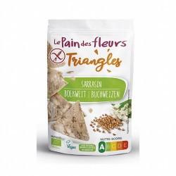 Ingredientes: TRIGO sarraceno* (99,5%), sal marina. De agricultura biológica* Alérgenos: Leche y derivados Soja y derivados U