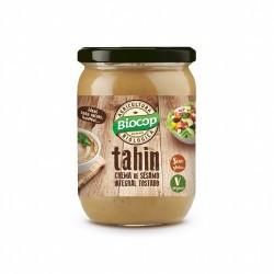 Ingredientes: Semillas de SÉSAMO integrales* (85%), semillas de SÉSAMO decorticadas* *De agricultura Biológica Uso: Para elabo