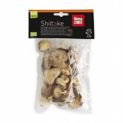 Champiñones japoneses Koshin secos. Es una preciada seta seca considerada en Japón como un elixir de la vida desde tiempos inme
