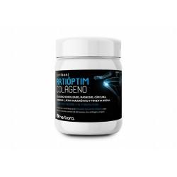 Cantidad por dosis diaria (15 g): Colágeno hidrolizado 10 g, Magnesio citrato 1221 mg (188 mg Magnesio-50% VRN), ES Cúrcuma (C