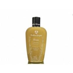 El Bálsamo Acondicionador Colorante a la Henna Radhe Shyam, ha sido desarrollado para reforzar la acción del Shampoo Colorante