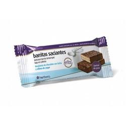 Por barrita: Cobertura de chocolate con leche (azúcar, manteca de cacao, leche descremada en polvo, pasta de cacao, lactosuero