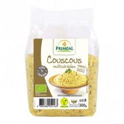 Ingredientes: Cuscús multicereal * (88%) (Semola de TRIGO duro *, sémola de TRIGO integral *, TRIGO khorasan kamut ® * , TRIGO