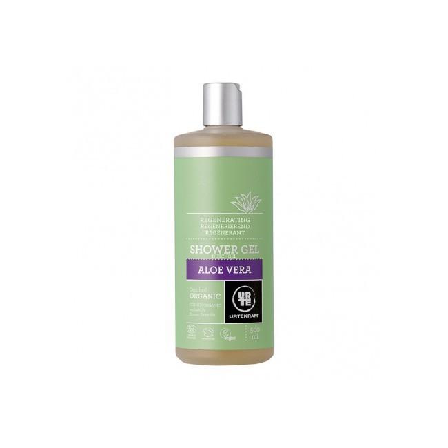 Gel de baño con aloe vera. Gracias a un contenido extra alto de aloe vera, este gel hidrata tu piel mientras que el extracto de