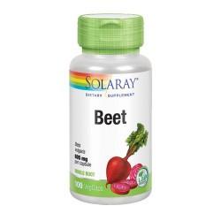 Remolacha (Beta Vulgaris) (raíz)       605 mg  Remolacha (Beta Vulgaris) (raíz), cápsula de celulosa vegetal , extracto de sa
