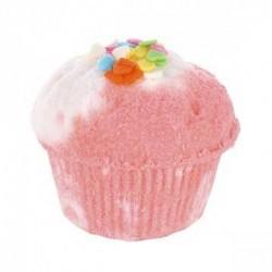 Disfruta de un baño delicioso con el muffin efervescente OMG Orange de Treets Bubble.  Modo de empleo: dejar caer la bomba su