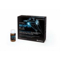 Artióptim Plus Producto de última generación que cuenta con los 12 ingredientes más idóneos (Glucosamina, condroitina, MSM, cú