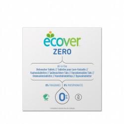 ECOVER  Lavavajillas en pastilla para máquinas automáticas. Limpia y desengrasa y deja la vajilla reluciente y libre de manch