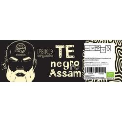 Ingredientes: Te negro Assam Procedente de la Agricultura Ecologica.