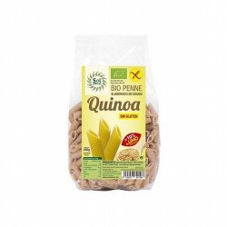 Ingredientes: Harina de Quinoa Blanca* 90% y Harina de Lino Dorado* 10%.* Ingredientes de la agricultura ecológica   Informac