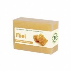 Ingredientes: Cocos Nucifera Oil, Aqua, Sodium Hydroxide, Potassium Hydroxide, Parfum, Mel, Citric Acid.AlUrgeno: Cinnamyl Alc