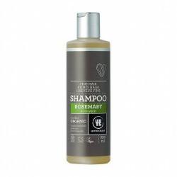 4536 Champú romero cabello fino Urtekram 250 ml URTEKRAM  Champú de romero para cabellos finos. El aceite de romero da fuerz