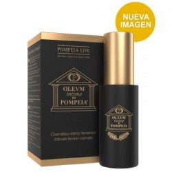 Olevm íntimo di Pompeia es un cosmético con principios activos vegetales formulado para cubrir satisfactoriamente todas las nec