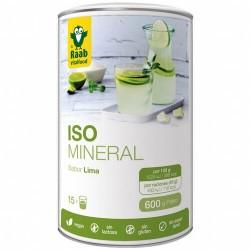 Raab Iso-Mineral Lima es un polvo para la preparación de una bebida isotónica. Quién hace mucho deporte o esfuerzo físico pierd