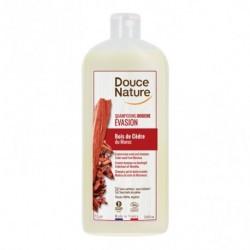 Champú gel para la higiene del cabello y cuerpio le corps en douceur El aceite esencial de madera de cedro es reconocido como u