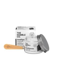 pasta de dientes en frasco de vidrio - carbón vegetal con flúor 50 ml. volver a lo básico. estamos constantemente desafiando