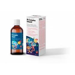 BiComplex infantil Producto a base de acerola, propóleo, tomillo, equinácea, betacaroteno y oligoelementos (Zinc, Manganeso y
