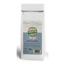 Ingredientes: Composición: Caolinita 80%,Cuarzo 5%, Mica 7% Uso: Preparar la pasta de arcilla en un recipiente que no sea de m