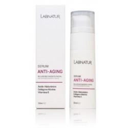El SERUM FACIAL AH LABNATUR reduce visiblemente las arrugas, aumenta la firmeza y revitaliza la piel. Su composición de ÁH que