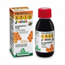 CONTENIDO MEDIO (POR TOMA -15 ML-) Propóleo E.P.I.D®159mg    aporte de polienoles*6.5mg Miel de Eucaliptus3.18mg Mirto hoja