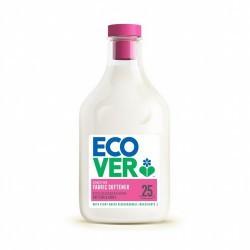 SUAVIZANTE FLOR MANZANA Y ALMENDRA 750ML ECOVER Cuidado y suavidad para la ropa.  Suavizante con ingredientes biodegradables