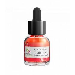 Selección de activos de alta calidad. Tratamiento de cóctel de aceites que aporta nutrición a la piel y consigue mejorar los e