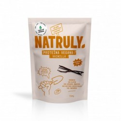 organica sin gluten sin azucares anadidos sin aditivos artificiales sin tonterias Mezcla de poteínas (93%) Aroma natural