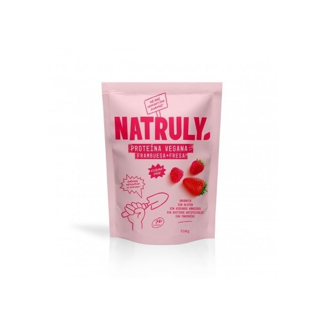 organica sin gluten sin azucares anadidos sin aditivos artificiales sin tonterias Mezcla de proteínas (90%) Aroma natural