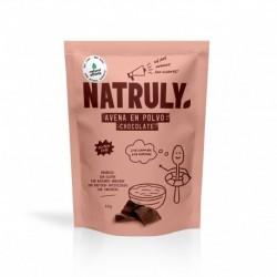 organica sin gluten sin azucares anadidos sin aditivos artificiales sin tonterias Harina de avena sin gluten (85%) Cacao