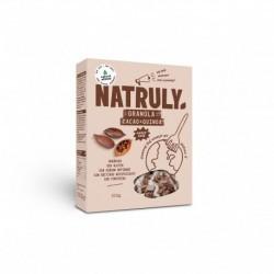 organica sin gluten sin azucar refinado sin aditivos artificiales sin tonterias Almendras (17%) semillas de sésamo (10.4%