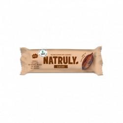 organica sin gluten sin azucares anadidos sin aditivos Dátiles (35%) Anacardos (25%) Avellanas (17%) Pasas (12%) Cacao