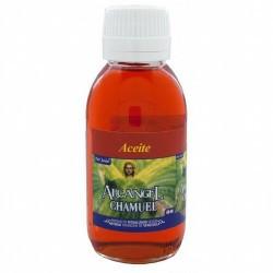 """Aceite Arcangel Chamuel 125 ml  Aceite esotérico del Arcángel Chamuel conocido como """"el arcángel del amor""""."""
