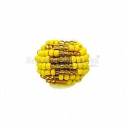 Macuto de Santo Ochún (Amarillo - Cristal) Ref.: SAN177 1  Añadir a Propuesta de PedidoStock: Alto PVD 3,90 € PVPR c/IVA