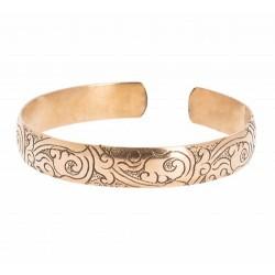 Conocido desde tiempos inmemoriales, el cobre es un metal que permitiría regular la tensión. Existen en Occidente estudios que