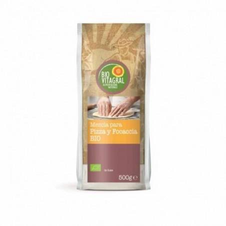 Ingredientes: Harina de arroz*, almidón de maíz*, almidón de tapioca*, azúcar integral*, sal, espesante: goma xantana, gasifica