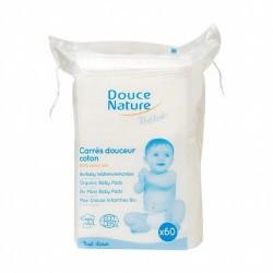 Almohadillas para bebé muy suaves Para cuerpo y cara Sin blanqueadores ni cloro Ideal para asear la piel delicada del bebé Ing