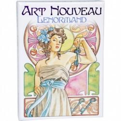 Oraculo Art Nouveau Lenormand (36 Cartas) (6 Idiomas) (Sca) Ref.: ID159