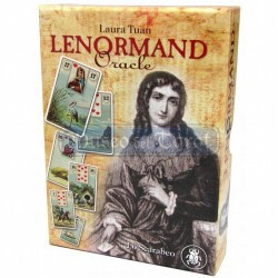 Oraculo Lenormand - Laura Tuan (Set - 36 cartas) (En) (Sca) Ref.: ID0637 - Inspiracion