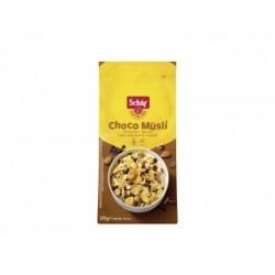 Una sabrosa combinación de cereales y chocolate ¿Hay mejor manera de empezar la mañana que con unos crujientes cereales con pe